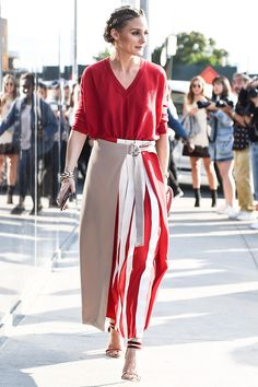 Olivia Palermo's Spring Look