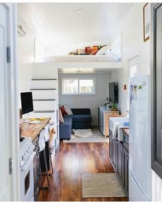The Best Tiny Homes on Instagram to Inspire Your BIG #TinyLiving Dream | Brit + Co