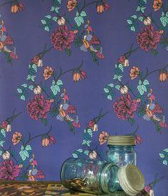 Paradise Parrot Wallpaper - Occipinti £135 per roll