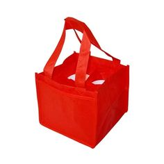 High Quality Unique Design Twisted Non Woven Handle Bottle Packing Wine Kraft Bag Non Woven Bags, Kraft Bag, Wholesale Bags, Green Bag, Tote Bag, Bags Sewing, Stuff To Buy, Packing, Handle