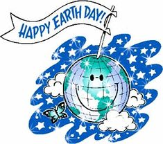 Animated Earth Day