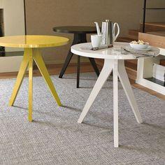 Tripod Table - Turmeric | west elm
