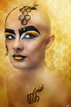 Bee Hive Fantasy Baldcap shoot
