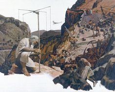 """Ancient Romans build the famous Appian Way road"", Louis S. Roman History, Art History, Ancient Rome, Ancient History, Roman Man, Fall Of Constantinople, Appian Way, Pax Romana, Roman Roads"