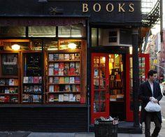 Neighborhood book stores