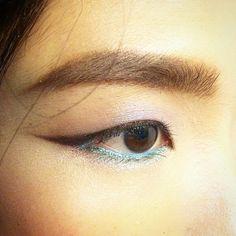 The shuiyu aka chinese flick. #felineflick #liner #flick #linerlove #shengsaw
