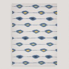 One of my favorite discoveries at WorldMarket.com: Nira Flat-Woven Wool Rug