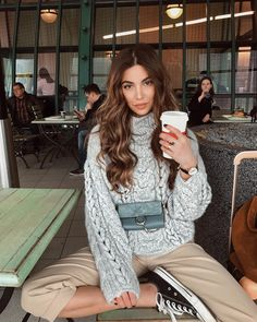 """102k Likes, 668 Comments - Negin Mirsalehi (@negin_mirsalehi) on Instagram: """"Guys I'm so ready and excited for Milan and Paris fashion week. Let's do this with my trusted…"""""""