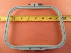 Hoop 110mmx110mm BABYLOCK EM1 EM2 Accent BERNINA Deco 500,600 Simplicity SE1,SE2…