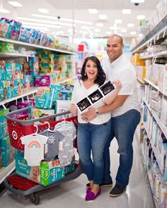 63 ideas baby announcement ideas announce pregnancy maternity pictures First Baby Announcements, Unique Pregnancy Announcement, Pregnancy Announcement Photos, Pregnancy Photos, Announce Pregnancy, Funny Pregnancy Pictures, Funny Pictures, Babyshower, Target Baby