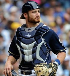 Congratulations to Jonathan Lucroy for being named the Brewers player of the month in July.