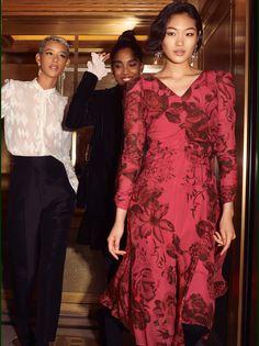 CONSCIOUS EXCLUSIVE FW19-20 moda, On top - Macarena Gea