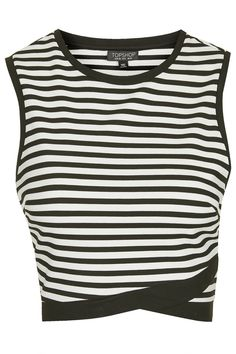 Photo 1 of Striped Shell Top