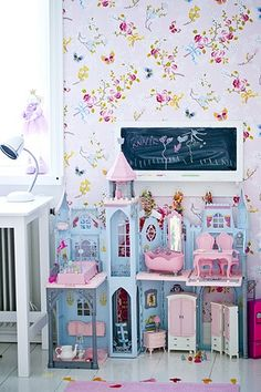 Pip Studio wallpaper is my favourite!-oh! I'm in love!!!