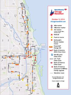 14 Best Chicago Maps images