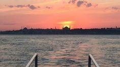 Ben çektim, George söyledi, Güneş ve Ayasofya dansetti, başrolde her zaman İstanbul vardı. @istanbulcity