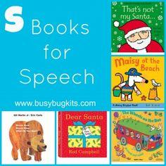 Books for Speech Sounds – Ssss » BusyBug Kits