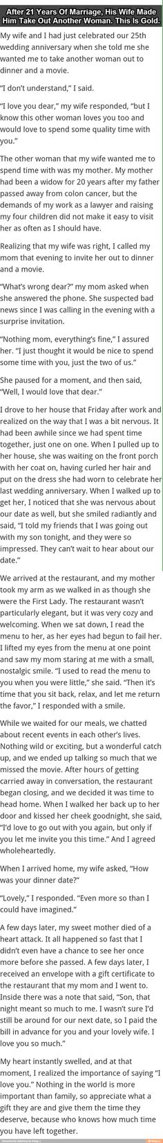 imma cry. it's so sweet, it seems weird at first, but just read it