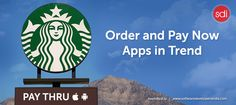 Order and Pay Now Apps in Trend