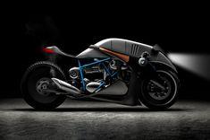 The Raptor of Motorbikes | Yanko Design