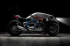 The Raptor of Motorbikes | Yanko Design