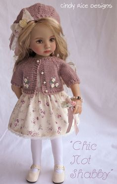 Cindy Rice - doll clothes