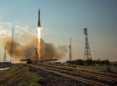 new soyuz ms spacecraft