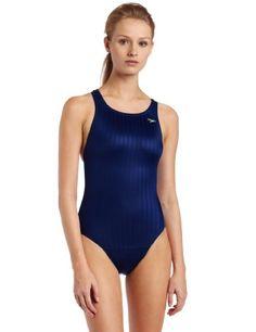 Speedo Women`s Speedo Women`S Race Lycra Blend Aquablade Recordbreaker Swimsuit $53.95