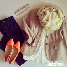My style. New Outfits, Cute Outfits, Fashion Outfits, Fashion Trends, Spring Summer Fashion, Autumn Winter Fashion, Winter Style, Polka Dot Jeans, Outfit
