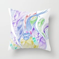 #drawing #painting #abstractpainting #pillow #extravagant