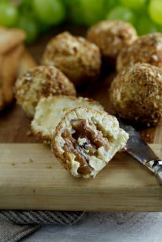 candied walnut truffles try using chopped walnuts mix into cheeses use ...