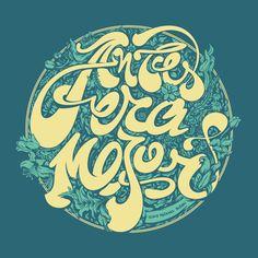 Typography Mania #219 | Abduzeedo Design Inspiration