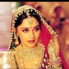 Madhuri. Classic.   I like her !