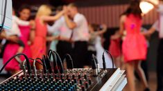 Why To Hire A Wedding DJ vs Band...and more - http://jtmichaels.com/hire-wedding-dj-vs-band/