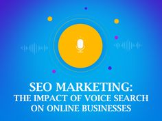 Voice search is the future of the entire search process. So, hire a professional SEO agency to help your business with the latest market needs and constant growth. Seo Marketing, Online Marketing, Digital Marketing, Google Voice, Seo Agency, Best Seo, New Opportunities, Revolutionaries, Online Business