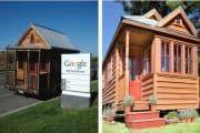 TUMBLEWEED: casas diminutas sobre ruedas Eco Casas, Shed, Outdoor Structures, Cabin, House Styles, Outdoor Decor, Houses, Home Decor, Modular Homes