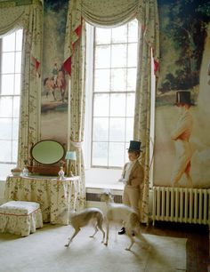 set design and costumes by rhea thierstein, photography by tim walker