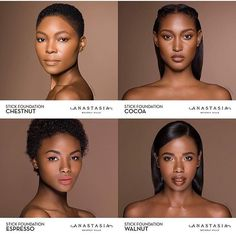 """5,569 Likes, 92 Comments - Monti  (@thefull_monti) on Instagram: """"So blessed to be apart of this! ✨The Dark category -Stick foundation launching this Thursday on…"""""""