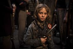 """""""How do you do, my name's Gavroche. These are my people, here's my patch! Not much to look at, nothing posh, nothing that you'd call up to scratch!"""""""