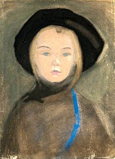 Girl with Blue Ribbon by Helene Schjerfbeck on Curiator, the world's biggest collaborative art collection. Helene Schjerfbeck, Women Artist, Female Painters, Little Girl Dancing, Nordic Art, Canadian Art, Collaborative Art, Girl Reading, Blue Ribbon