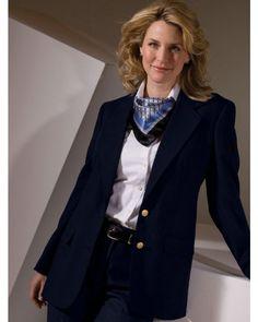Ed Garments Women`s Fully lined Hopsack Blazer. 6830 $106.99