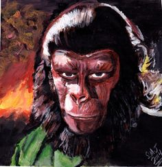 Caesar - Roddy McDowall - Planet of The Apes by smjblessing on ...