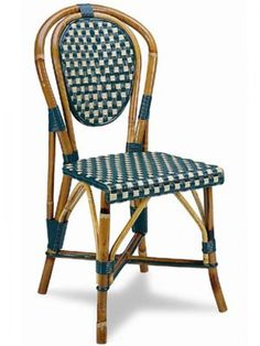 Beaufurn FB 207 French Bistro Chair....Expertly Crafted By Hand With