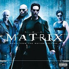 From 39.42:The Matrix: Music From The Motion Picture (2 Lp Limited Black/blue Marble Vinyl Edition) [vinyl]