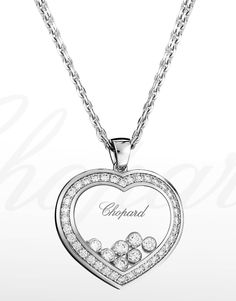A delicate piece with jewellery excellence, #HappyDiamonds is at the very heart of Chopard's ladies collections.