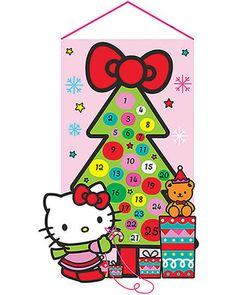 Image result for sanrio advent calendar