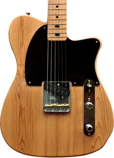 Kelly Guitars Limited Edition Bowery Pine series - made from reclaimed sunken 200 year old White Pine timbers from the Hudson River