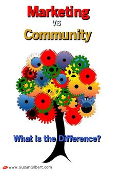 #Branding: Building a Community vs #Marketing