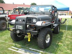 Pa Jeeps 2008 York Jeep Show