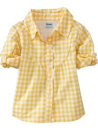 Toddler Girl Clothes: Tops New Arrivals | Old Navy $16.94  4T or 5T  Fall 2012